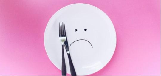 Разочаровался в низкокалорийных диетах, дающих лишь временный эффект.