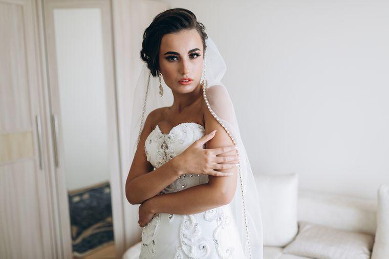 похудела перед свадьбой