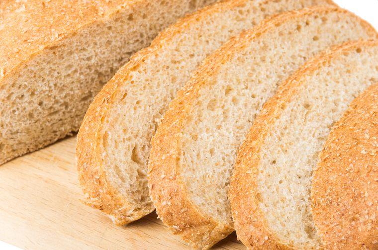 хлеб с булгуром