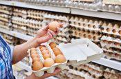 Калорийность яйца