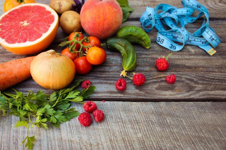 Готовый план питания для похудения