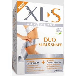 XLS duo Slim and Shape