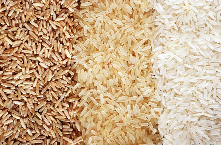 Калорийность вареного риса на воде без соли