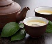 Японская диета с зеленым чаем