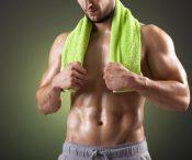 Как убрать живот мужчине в домашних условиях