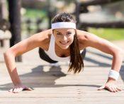 11 упражнений для похудения рук