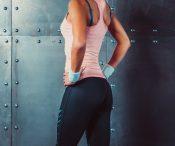 10 лучших упражнений, чтобы быстро сжечь жир на ягодицах