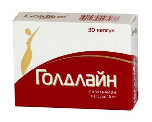 Таблетки Голдлайн для похудения - отзывы, инструкция и состав препарата Goldline, как правильно пить Голд Лайн в капсулах
