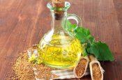 Горчичное масло для похудения