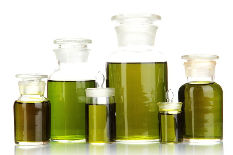 масло зеленый хлыст