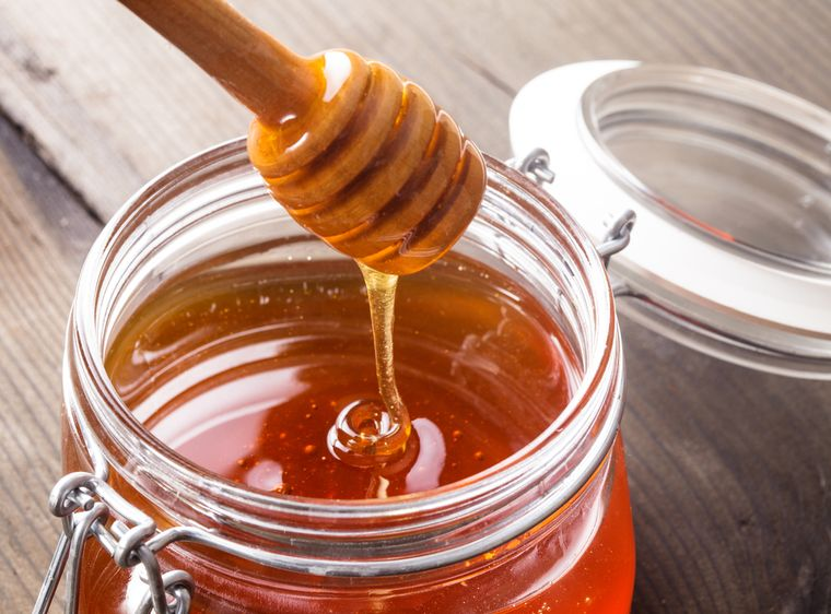 мед с перцем