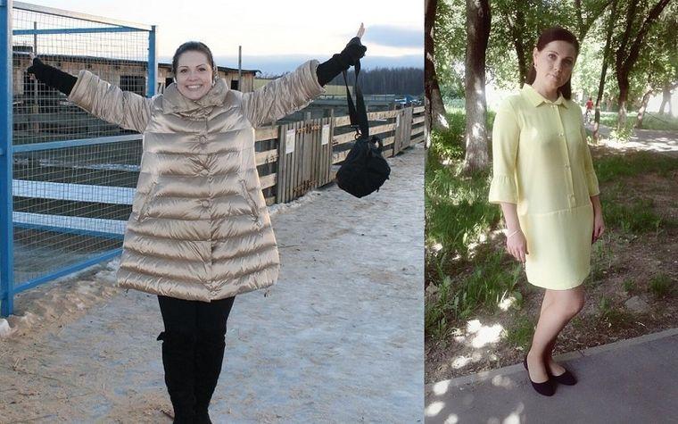 Алиса, 33 года, похудела на 15 кг