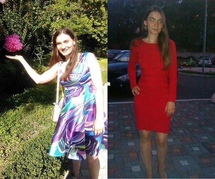 Анна, 26 лет, похудела на 8 кг