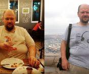 Антон, 38 лет, избавился от 60 кг