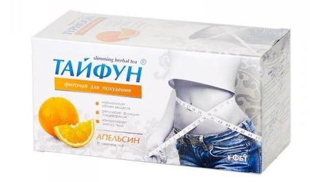 чай тайфун апельсиновый