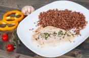 Диета на гречке и куриной грудке