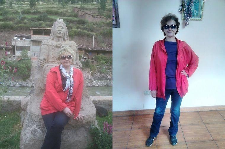 Лариса, 48 лет, похудела на 21 кг