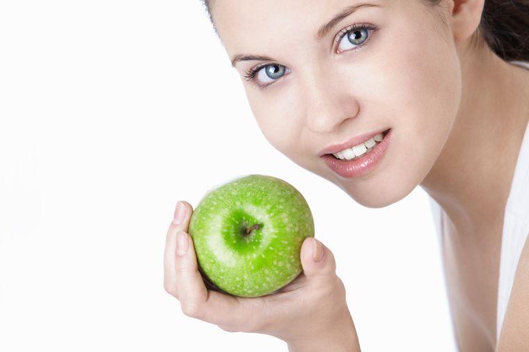 Диета ежедневно кефир и яблоки