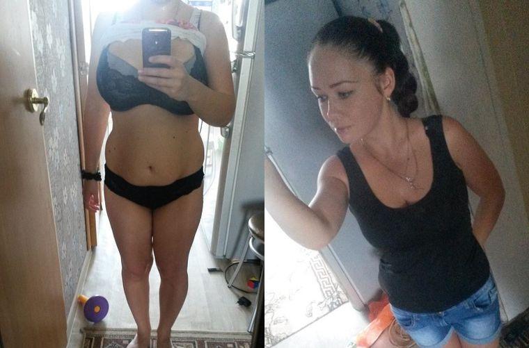 Наталья, 28 лет, похудела на 11 кг