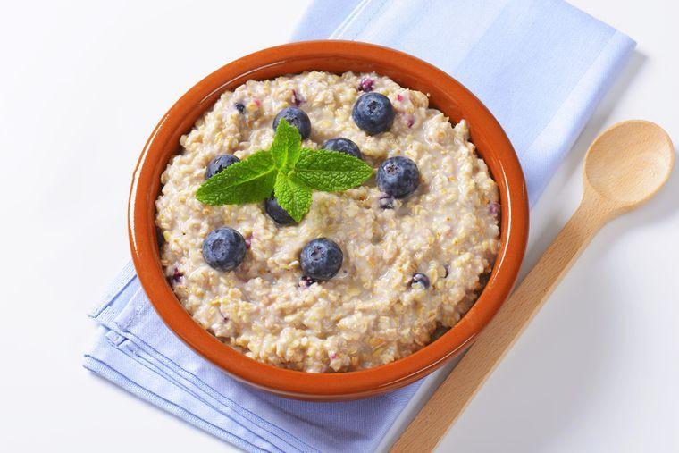 Диетическая каша на завтрак рецепт