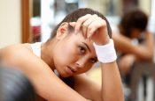 8 негативных последствий излишних тренировок