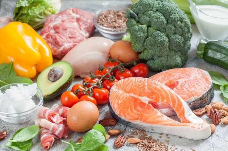 рацион кетогенной диеты