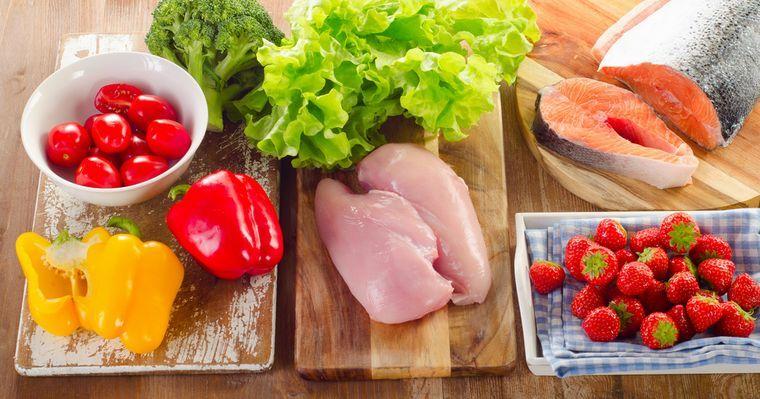 рацион скандинавской диеты