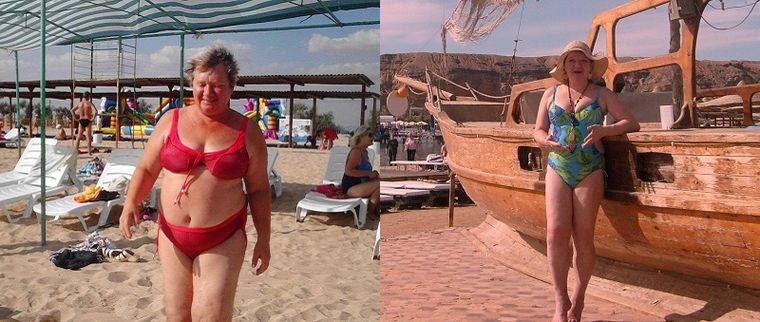 Татьяна, 56 лет, похудела на 12 кг