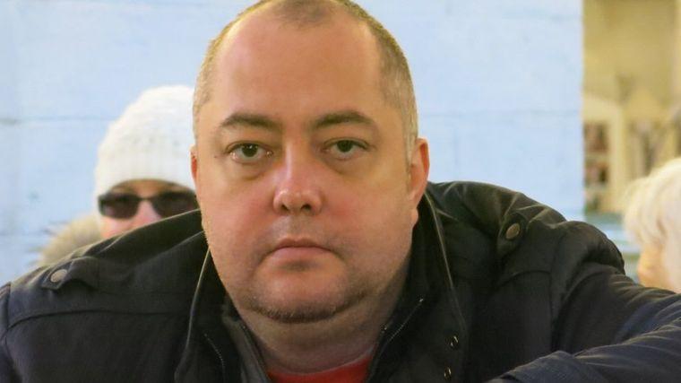 Василий, 38 лет, избавился от 40 кг