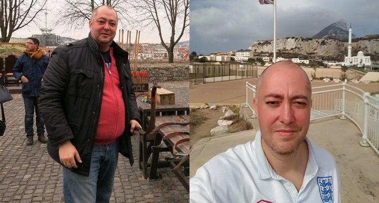 Василий, 38 лет, похудел на 40 кг
