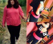 Александра, 18 лет, избавилась от 18 кг