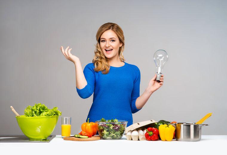 на белково-витаминной диете