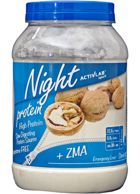 ночной протеин