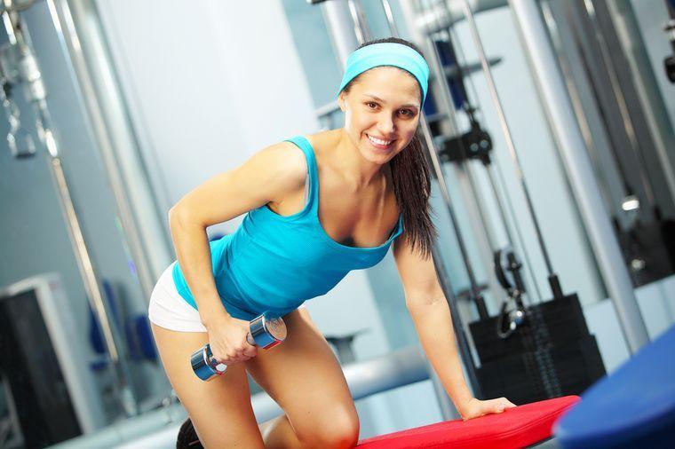 упражнение на спину для девушек
