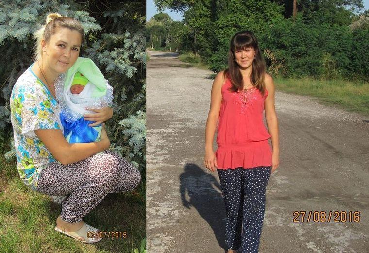 Вероника, 23 года, избавилась от 6 кг