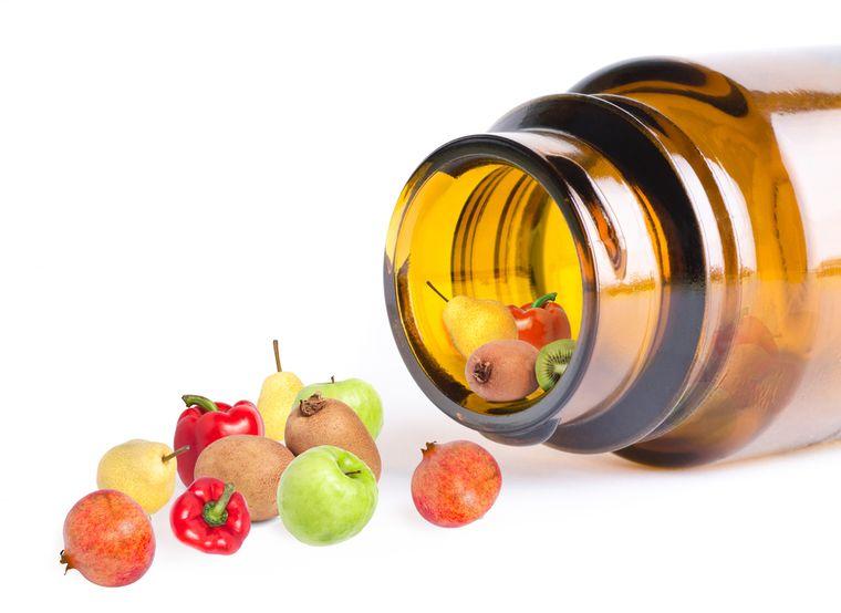 Какие витамины принимать при диете для похудения?