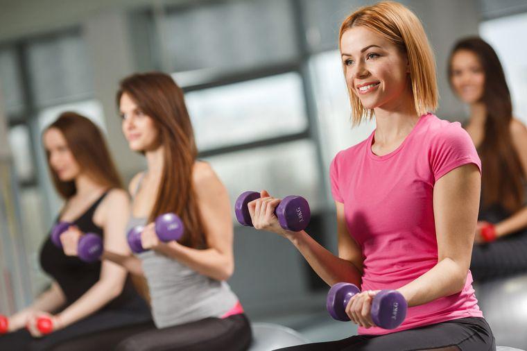 Шейпинг для похудения отличная альтернатива аэробике и фитнесу