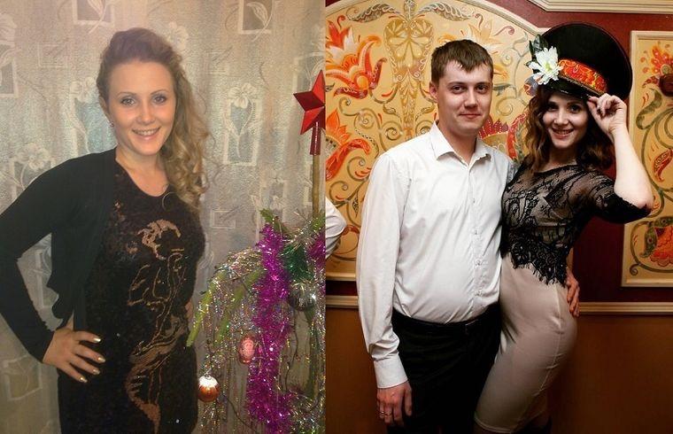 Анна, 27 лет, похудела на 12 кг