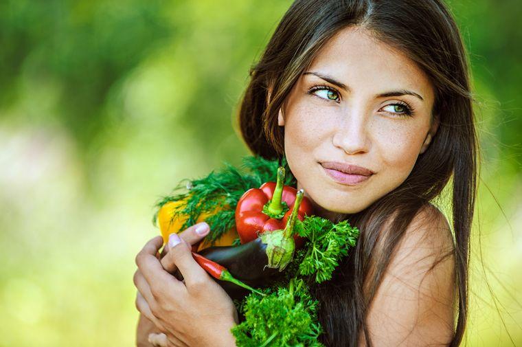на летней диете