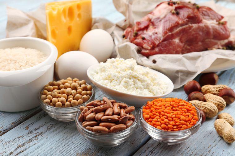 Безуглеводные продукты для похудения