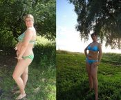 Марина, 37 лет, избавилась от 30 кг