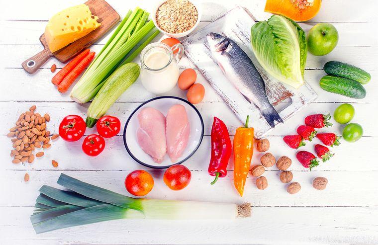 продукты для диеты 5 столовых ложек