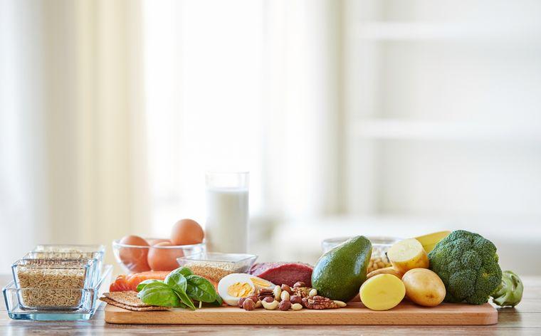 продукты для активной диеты
