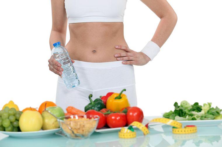 девушка на диете похудела на 6 кг