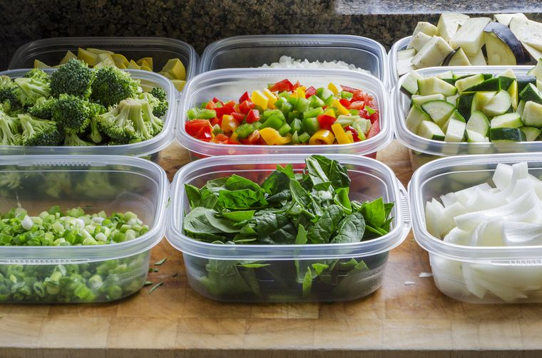 контейнеры с едой