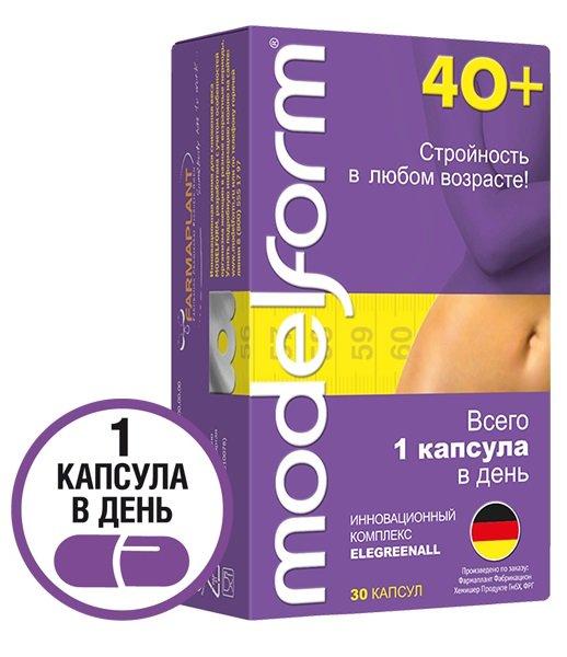 Модельформ 40+