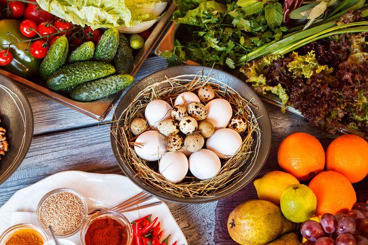 продукты для экстремальной диеты