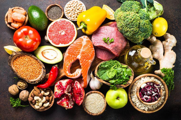 продукты для диеты раздельного питания