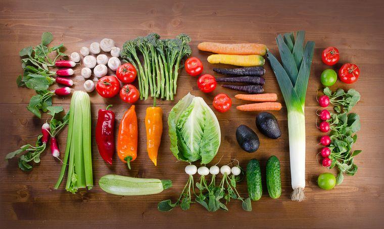 продукты для овощной диеты