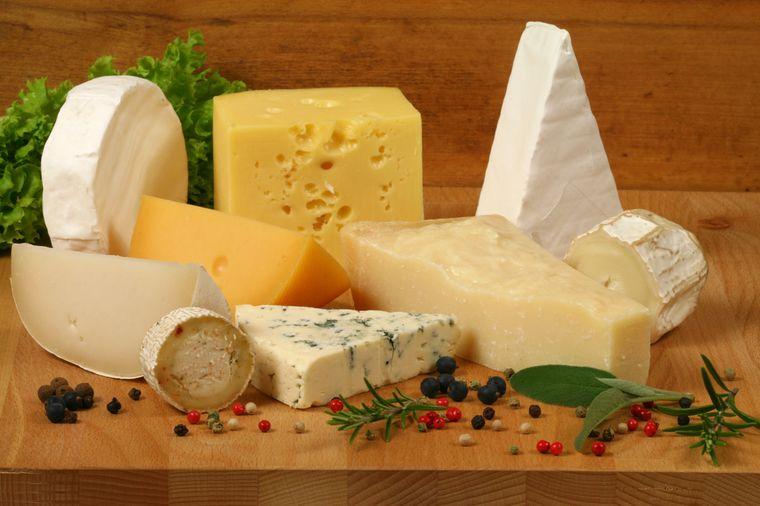 продукты для сырной диеты